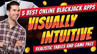 â™ 5 Best Online Blackjack Apps: The ULTIMATE And Best-Rated Blackjack Apps! â™