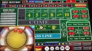 Craps in the Casino: Progressive Field Strategy