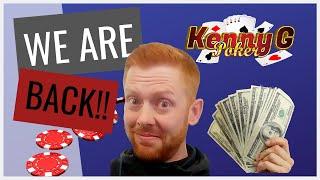 Poker Vlog 2020 – WE ARE BACK – Live Poker Hands!! – Poker Tournaments – Poker Strategy