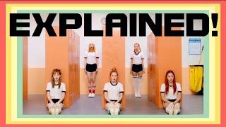 """Red Velvet – """"Russian Roulette"""" MV: Explained!"""
