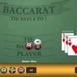 Baccarat Strategy $100 Per Day 6/19/2021
