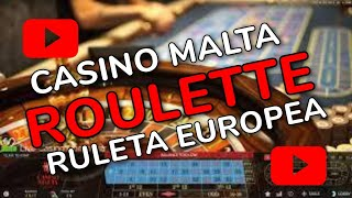 Casino Malta Roulette 🥇 LEARN TO PLAY ROULETTE / 100€ a 450€