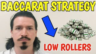Professional Gambler Baccarat Winning Strategy For Low Rollers