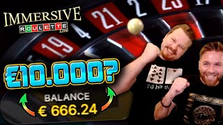 €666 Balance = NEW ROULETTE STRATEGY?!