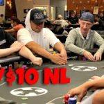 $5/$10 No Limit Hold 'Em Cash Game | TCH Live Poker Stream – 7/5/2021