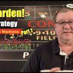 $30 Garden Craps Strategy