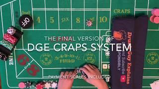 Best Craps Strategy ( DGE )