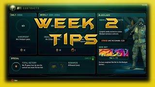 Black Ops 3 Blackjack Specialist Side Bet Week 2 Tips