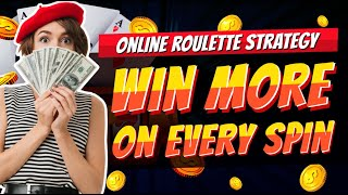 Online Roulette Strategy:  5 Best Tips and Tricks!