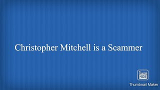 YouTube Baccarat Scammer Christopher Mitchell is back! My absence explained. Betting Strategies.