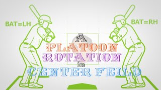 Craps Strategy : The Platoon Rotation in Center Field