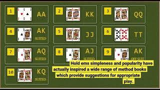 The smart Trick of Learn How to Play Texas Holdem Poker – Learn Texas That Nobody is Talking Ab…