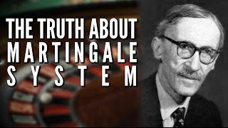 The TRUTH About The Martingale Strategy for Roulette
