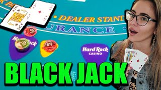 HIGH LIMIT BLACKJACK at Hard Rock Tampa with Dr. Joseph Cipriano & Lootbox TV!