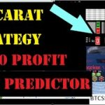 BEST BACCARAT STRATEGY | WIN $1000 IN 9 MINUTES| BACCARAT AI PREDICTION SOFTWARE