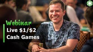 CRUSHING Live $1/$2 Cash Games