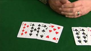 Learn About the T987 Hand in Omaha Hi-Low Poker