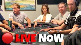 🔴 $5/10/25 No-Limit Hold'em | TCHLive Dallas | 07/20/2021