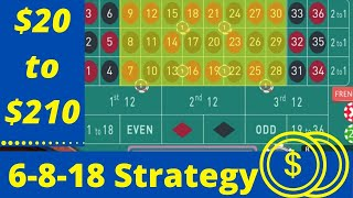 Best Roulette Strategy to Win 2020 | 2 Corner, 2 Lines, 2 Neighbour Bet Strategy