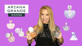 Ariana Grande Perfume Range Review | Newly Released Thank You Next 2.0