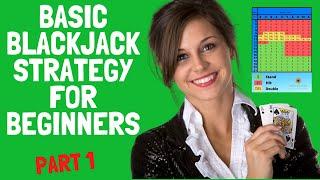 Basic blackjack strategy for beginners – Part 1
