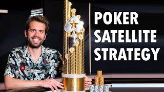 How This Poker Pro Won a $25k Platinum Pass [Satellite Strategy]