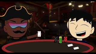 FUNNIEST RAGE EVER IN BLACKJACK | Pokerstars VR Funny Moments