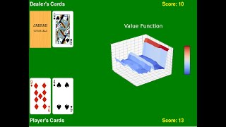 Module 1 – Lecture 12 (Playing Blackjack with Monte Carlo)