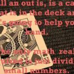 3 Surprising Texas Hold Em Poker Tips On Pot Odds And Outs