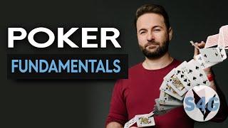 Poker Strategy with Pro Player Daniel Negreanu