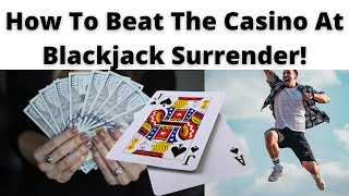 Insane Blackjack Strategy – How To Beat The Casino At Blackjack