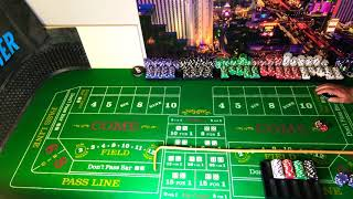 Craps how to collect the black chips craps strategy
