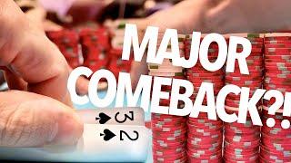 ON THE WAR PATH!! // Texas Holdem Poker Vlog 60