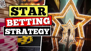 NEW!! STAR Betting Strategy! (Money Management)