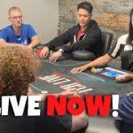 $5/5/10 No-Limit Hold'em Poker Cash Game | TCHLiVE! Dallas