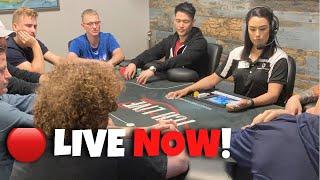 $5/5/10 No-Limit Hold'em Poker Cash Game   TCHLiVE! Dallas