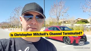 Is YouTube Baccarat Scammer Christopher Mitchell's Channel Terminated for good?