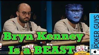 Poker Breakdown: How Does Bryn Kenney Do It?
