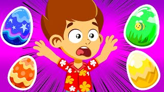 Learn the colors with Superzoo Roulette! | Cartoons for kids