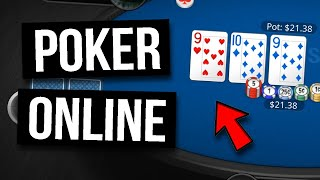 How to Play Poker Online for Money (Online Poker Real Money)