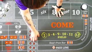 Good Craps Strategy?  Come out roll options from the Do side.