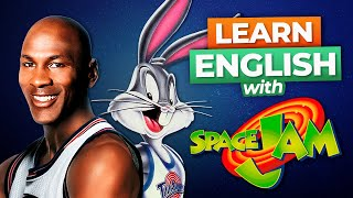 Learn English with Space Jam | Michael Jordan and Lebron James