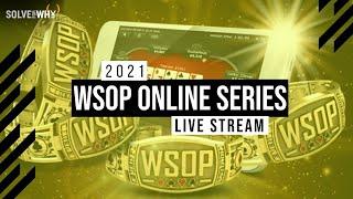 $50k Final Table!! + High Roller  | World Series Of Poker Online Bracelet Event #20 | Solve for Why