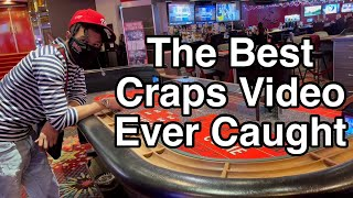 Craps Dice at The Plaza Las Vegas Casino  This is why You want to shoot with @ChicoTwins. Live Craps