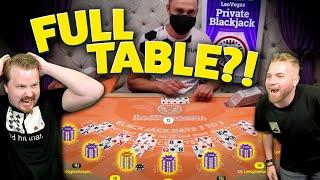 Our Biggest Blackjack Bets EVER!