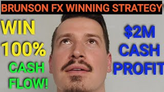 [Brunson FX Winning Strategy] For Baccarat And Win $2,000,000 + Apology To My Haters