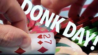 3AM DEGEN SESSION // Texas Holdem Poker Vlog 58