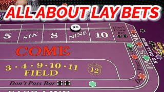 EVERYTHING YOU NEED TO KNOW ABOUT LAYS – Craps Lesson