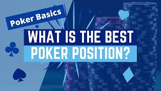 Poker Position | How to Play Texas Hold'em