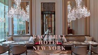 BEAUTIFUL BACCARAT HOTEL NEW YORK CITY